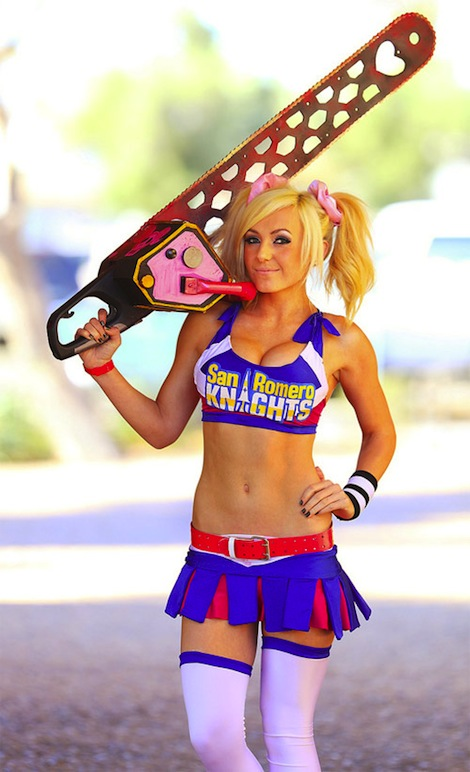 Lollipop Chainsaw Official Cosplay