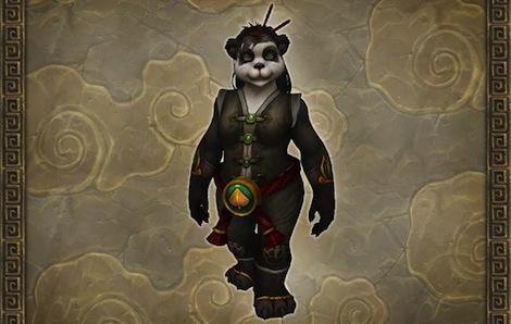 Female Pandaren