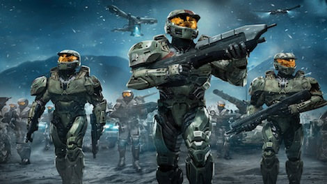 Halo Troopers