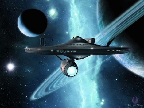 Star-Trek-Enterprise-space