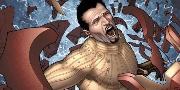 Iron Man 3 Extremis