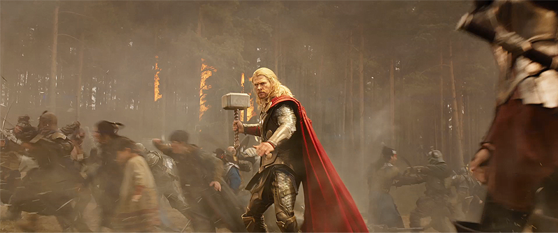 Opinion, this Thor the dark world trailer this