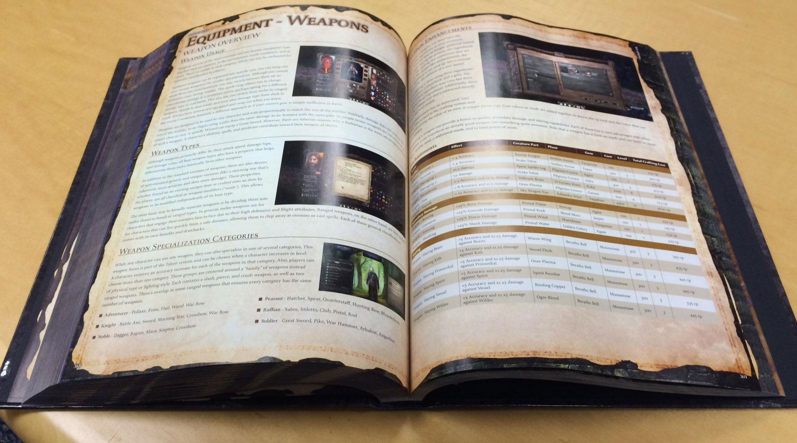 Pillars of Eternity Game Guide