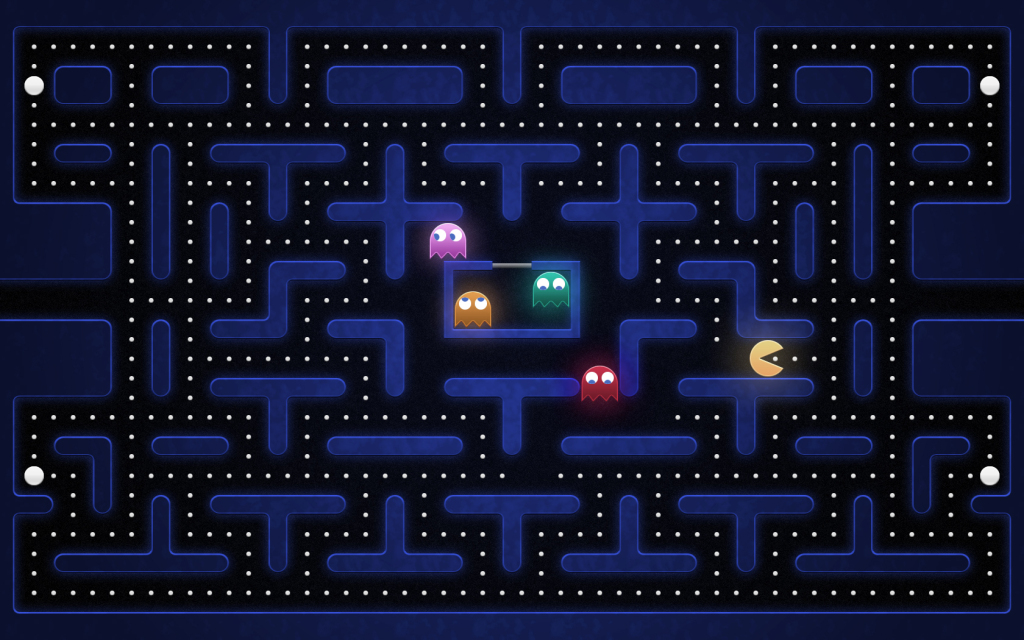 pacman featured