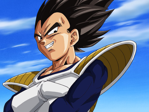 I am the Prince of All Saiyans!
