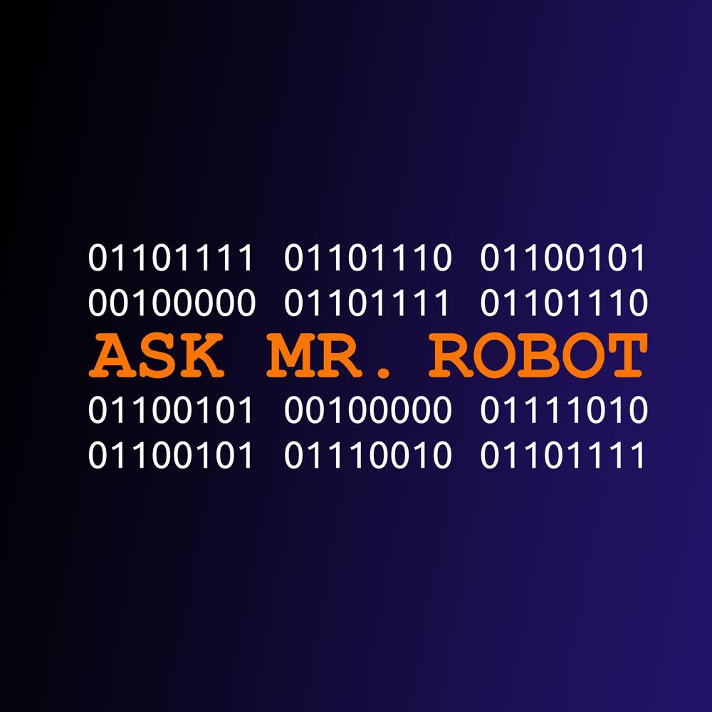 robot binar