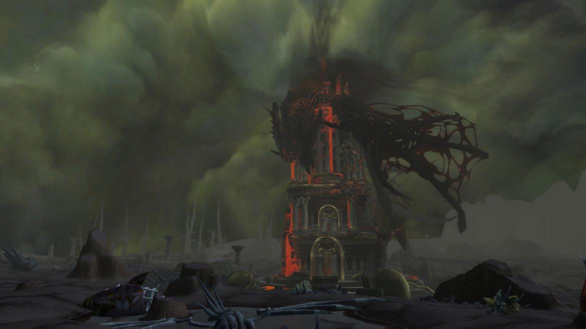 why deathwing had to die