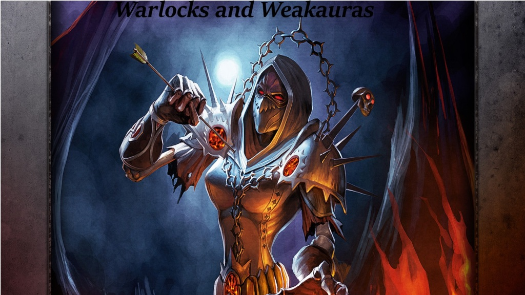 22 Warlocks and Weakauras | d20crit