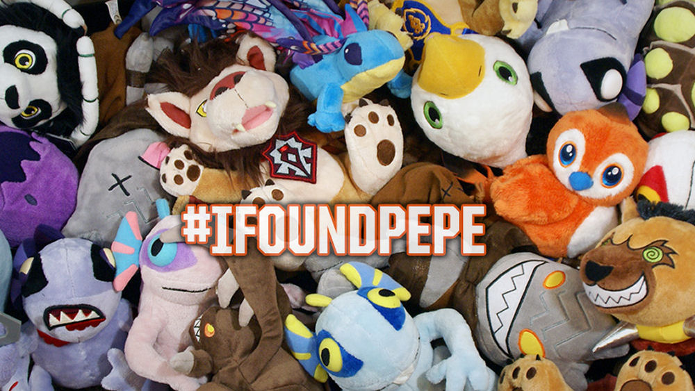Pepe invades the real world as a plush in the Blizzard Gear Store! Plus Pepe costumes now in-game!