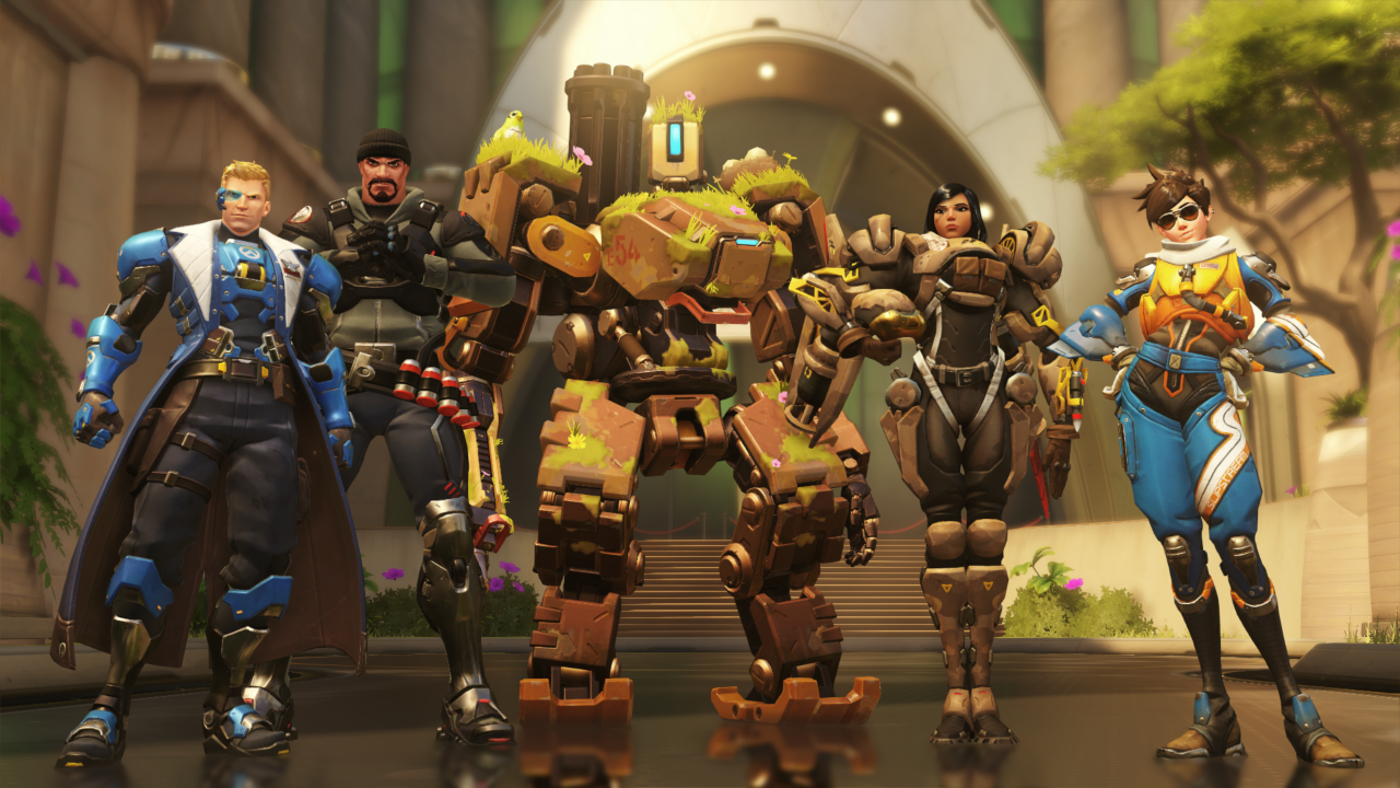 Overwatch prepares for its first Beta Test Weekend with some developer updates!