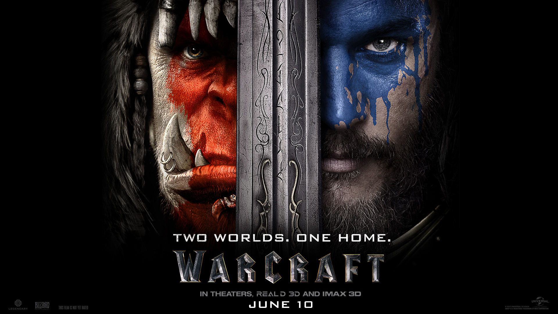 Legendary airs the first Warcraft movie tv spot during large audience viewing plus set photo teasers!
