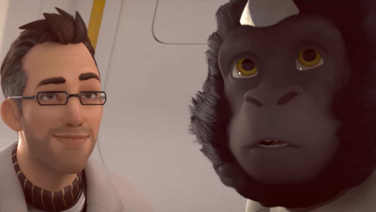 Catch the first premiere animated short of Overwatch this month!