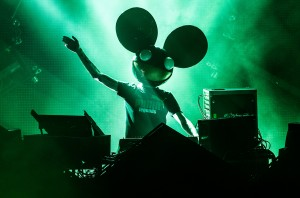 PARIS, FRANCE - JUNE 25: Deadmau5 performs at L'Olympia on June 25, 2012 in Paris, France. (Photo by David Wolff - Patrick/Redferns via Getty Images)